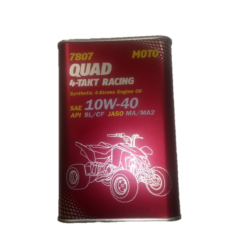 MANNOL Quad 4-tack racing 10W - 40 1l