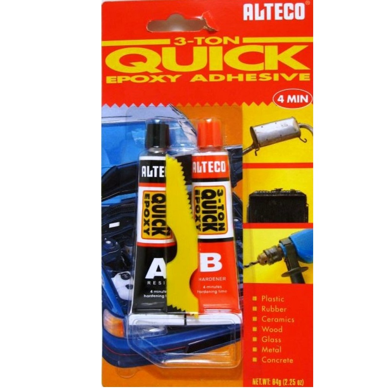 ALTECO 3 - TOM QUICK 56,7g (steel)