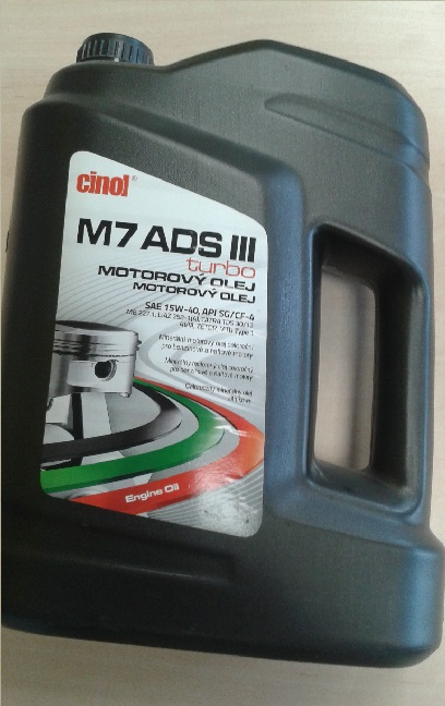 Cinol M7 ADS III  turbo 4l