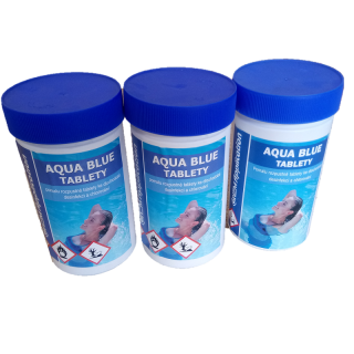 AQUA BLUE Tablety 1 kg