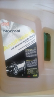 Cinol Antifreeze Normal 4l