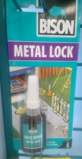 BISON METAL LOCK 10ml blistr