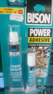 BISON POWER ADHEZIVE - BISONITE  65ml