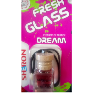 SHERON Osvěžovač FRESH GLASS - PARFUME OF FRANCE  Dream 6 ml